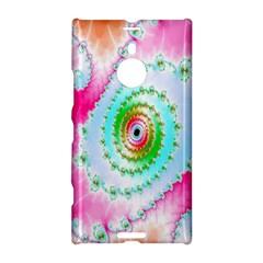 Decorative Fractal Spiral Nokia Lumia 1520