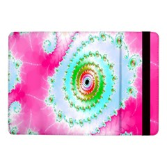 Decorative Fractal Spiral Samsung Galaxy Tab Pro 10.1  Flip Case