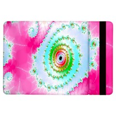 Decorative Fractal Spiral iPad Air Flip