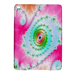 Decorative Fractal Spiral iPad Air 2 Hardshell Cases