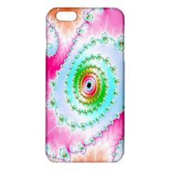 Decorative Fractal Spiral iPhone 6 Plus/6S Plus TPU Case