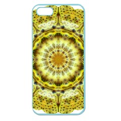 Fractal Flower Apple Seamless iPhone 5 Case (Color)
