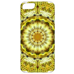 Fractal Flower Apple iPhone 5 Classic Hardshell Case