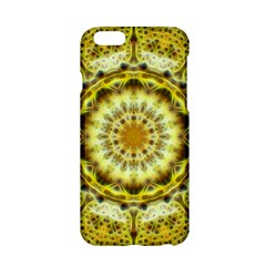 Fractal Flower Apple iPhone 6/6S Hardshell Case