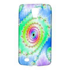 Decorative Fractal Spiral Galaxy S4 Active