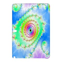 Decorative Fractal Spiral Samsung Galaxy Tab Pro 12.2 Hardshell Case