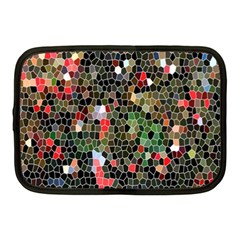 Colorful Abstract Background Netbook Case (Medium)
