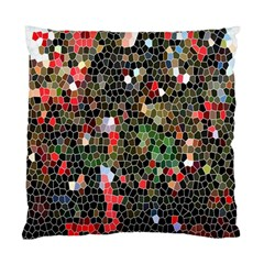 Colorful Abstract Background Standard Cushion Case (one Side)