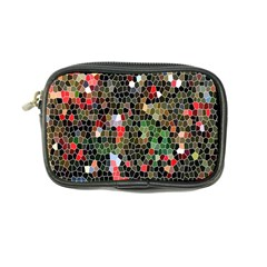 Colorful Abstract Background Coin Purse