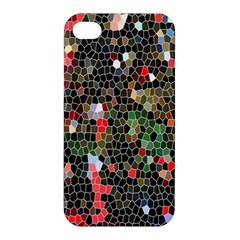 Colorful Abstract Background Apple iPhone 4/4S Hardshell Case