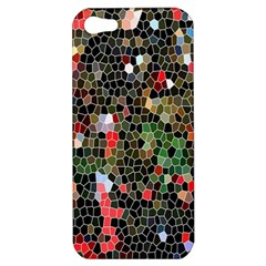 Colorful Abstract Background Apple iPhone 5 Hardshell Case