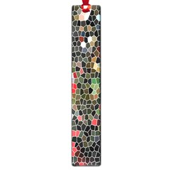 Colorful Abstract Background Large Book Marks