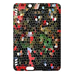 Colorful Abstract Background Kindle Fire HDX Hardshell Case