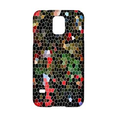 Colorful Abstract Background Samsung Galaxy S5 Hardshell Case