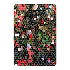 Colorful Abstract Background Samsung Galaxy Tab Pro 10.1 Hardshell Case