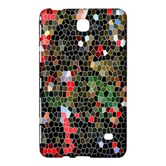 Colorful Abstract Background Samsung Galaxy Tab 4 (7 ) Hardshell Case