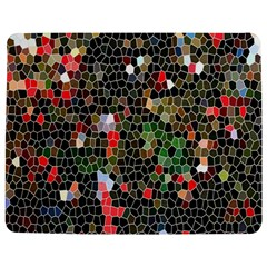 Colorful Abstract Background Jigsaw Puzzle Photo Stand (rectangular)