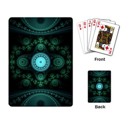 Grand Julian Fractal Playing Card