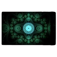 Grand Julian Fractal Apple iPad 3/4 Flip Case
