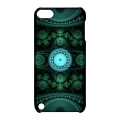 Grand Julian Fractal Apple Ipod Touch 5 Hardshell Case With Stand