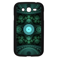 Grand Julian Fractal Samsung Galaxy Grand DUOS I9082 Case (Black)