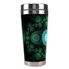 Grand Julian Fractal Stainless Steel Travel Tumblers