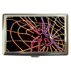 Black Widow Spider, Yellow Web Cigarette Money Cases