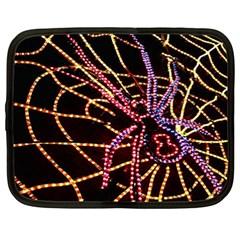 Black Widow Spider, Yellow Web Netbook Case (xxl)
