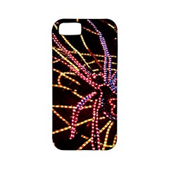 Black Widow Spider, Yellow Web Apple iPhone 5 Classic Hardshell Case (PC+Silicone)
