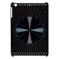 Fractal Rays Apple iPad Mini Hardshell Case