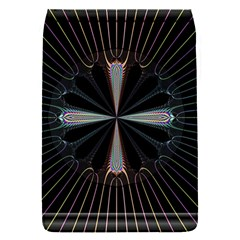 Fractal Rays Flap Covers (S)