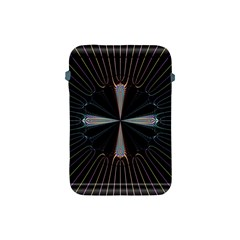 Fractal Rays Apple iPad Mini Protective Soft Cases