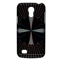 Fractal Rays Galaxy S4 Mini