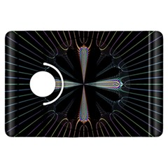Fractal Rays Kindle Fire HDX Flip 360 Case