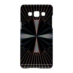 Fractal Rays Samsung Galaxy A5 Hardshell Case