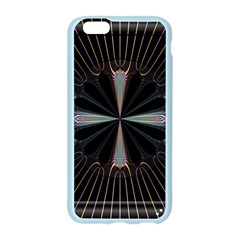 Fractal Rays Apple Seamless iPhone 6/6S Case (Color)