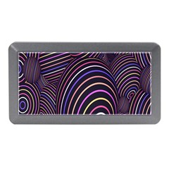 Abstract Colorful Spheres Memory Card Reader (Mini)