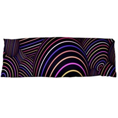 Abstract Colorful Spheres Body Pillow Case Dakimakura (Two Sides)