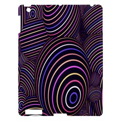 Abstract Colorful Spheres Apple iPad 3/4 Hardshell Case