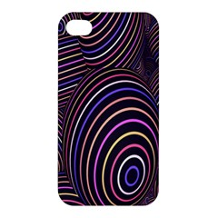 Abstract Colorful Spheres Apple iPhone 4/4S Premium Hardshell Case