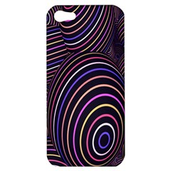 Abstract Colorful Spheres Apple iPhone 5 Hardshell Case