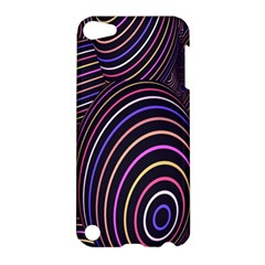 Abstract Colorful Spheres Apple iPod Touch 5 Hardshell Case