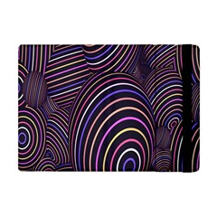 Abstract Colorful Spheres Apple iPad Mini Flip Case