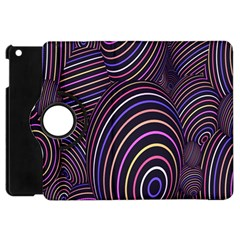 Abstract Colorful Spheres Apple iPad Mini Flip 360 Case