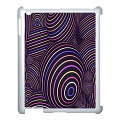 Abstract Colorful Spheres Apple Ipad 3/4 Case (white)