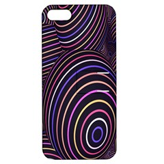 Abstract Colorful Spheres Apple iPhone 5 Hardshell Case with Stand