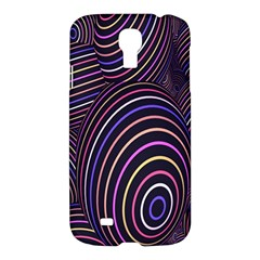 Abstract Colorful Spheres Samsung Galaxy S4 I9500/I9505 Hardshell Case