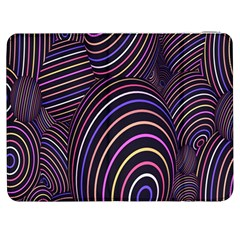 Abstract Colorful Spheres Samsung Galaxy Tab 7  P1000 Flip Case