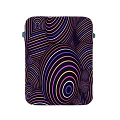 Abstract Colorful Spheres Apple iPad 2/3/4 Protective Soft Cases