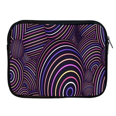 Abstract Colorful Spheres Apple Ipad 2/3/4 Zipper Cases